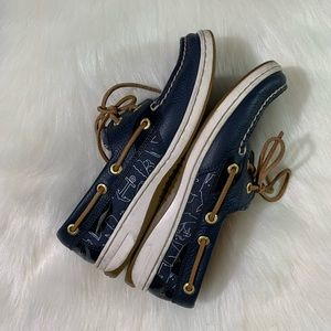 Sperry Original Boat leather shoes